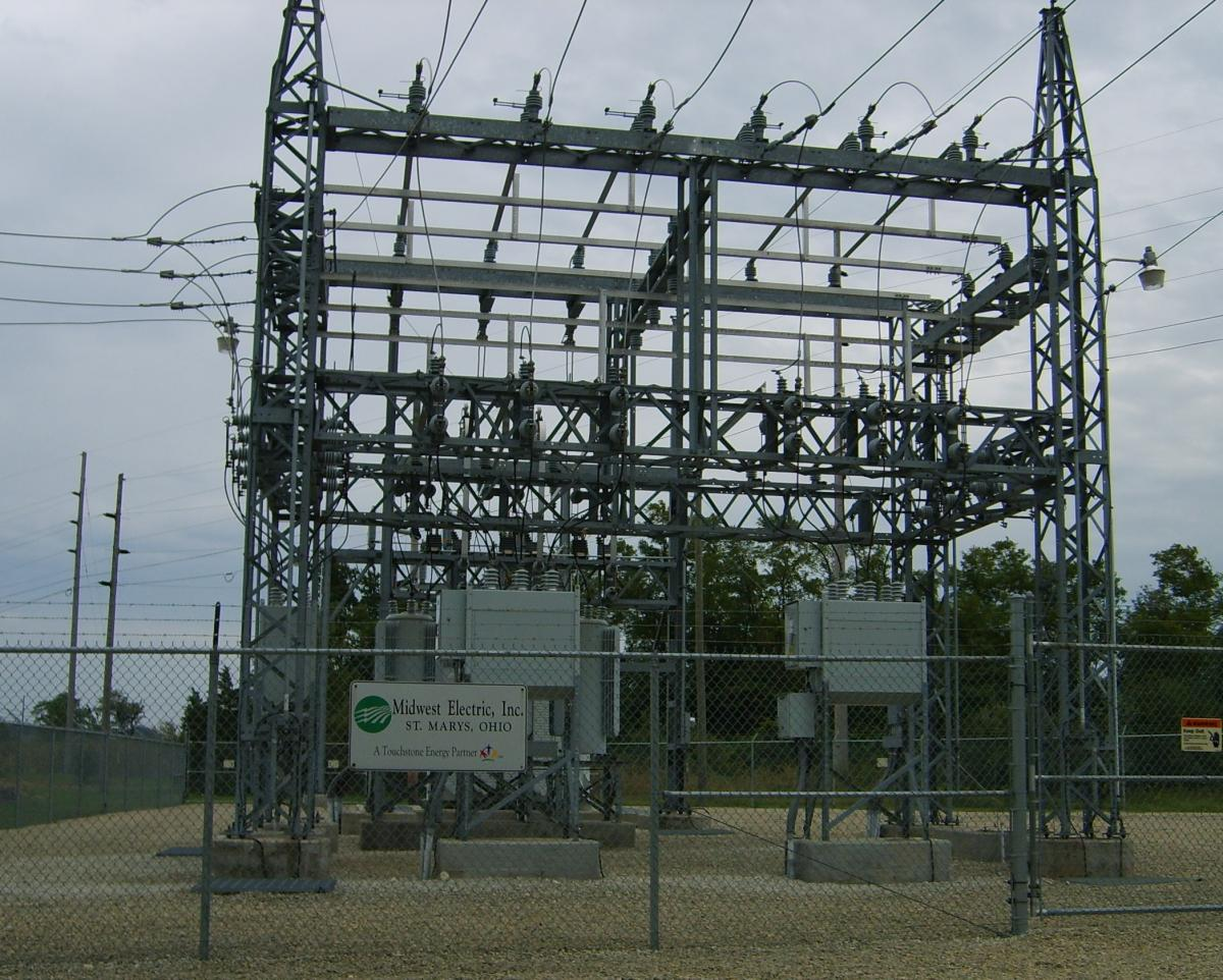 Bluelick Substation